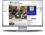 St. Patrick Catholic School Website Launch